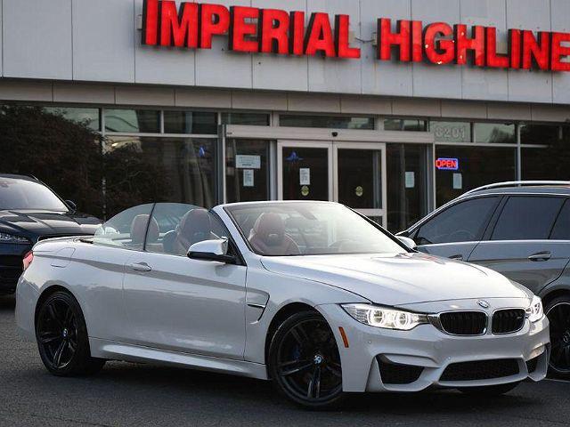 2016 BMW M4 2dr Conv for sale in Vienna, VA