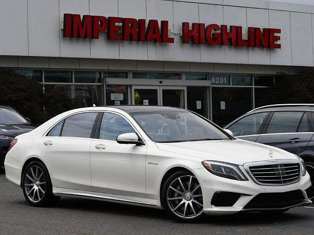 2014 Mercedes-Benz S-Class S 63 AMG for sale in Vienna, VA