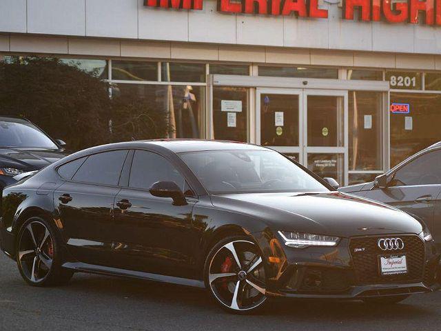 2016 Audi RS 7 Prestige for sale in Vienna, VA