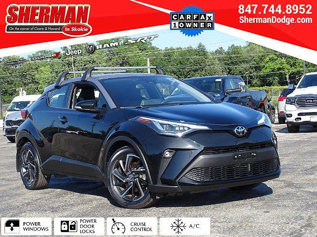 2021 Toyota C-HR LE/XLE/Limited/Nightshade for sale in Skokie, IL