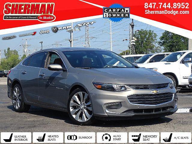 2018 Chevrolet Malibu Premier for sale in Skokie, IL