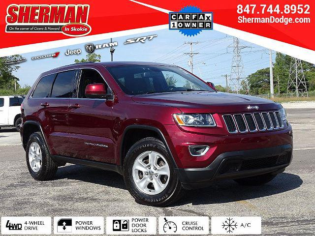 2016 Jeep Grand Cherokee Laredo for sale in Skokie, IL