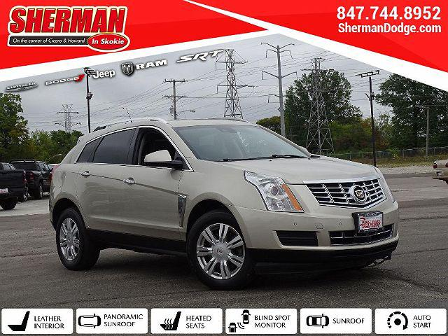 2014 Cadillac SRX Luxury Collection for sale in Skokie, IL