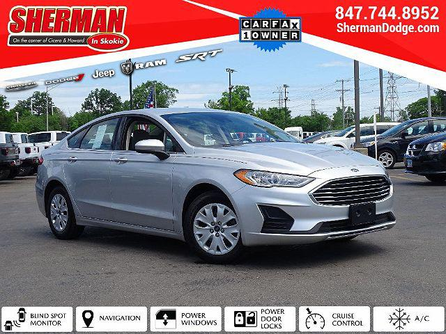2019 Ford Fusion S for sale in Skokie, IL