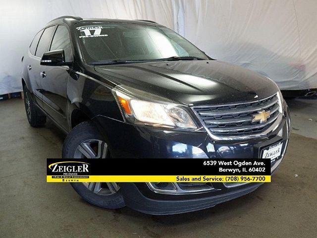 2017 Chevrolet Traverse LT for sale in Berwyn, IL