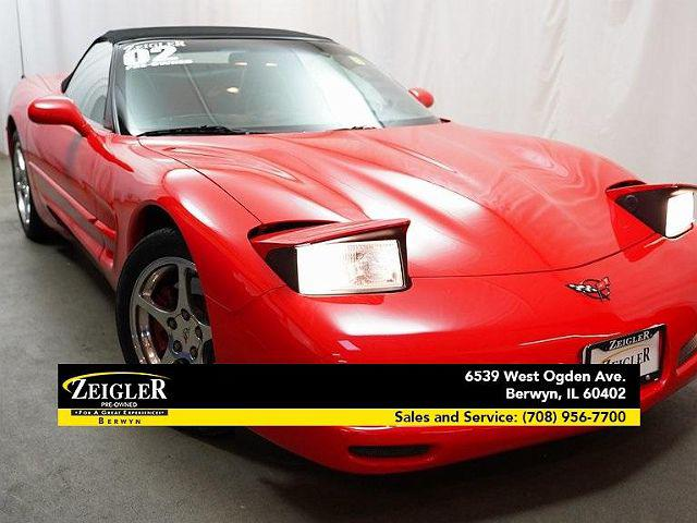 2002 Chevrolet Corvette 2dr Convertible for sale in Berwyn, IL