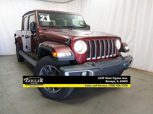 2021 Jeep Gladiator Overland for sale in Berwyn, IL