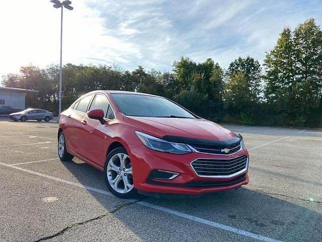 2017 Chevrolet Cruze Premier for sale in Zelienople, PA