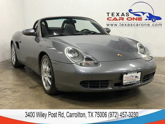 2001 Porsche Boxster S for sale in Carrollton, TX