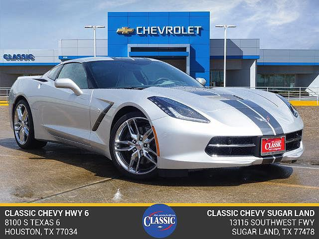 2019 Chevrolet Corvette Z51 2LT for sale in Sugar Land, TX