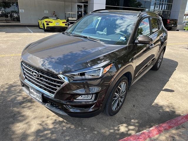 2020 Hyundai Tucson Ultimate for sale in Sugar Land, TX