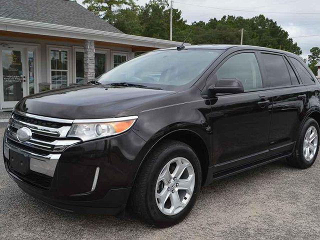 2013 Ford Edge SEL for sale in Conway, SC