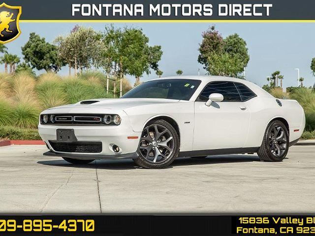 2019 Dodge Challenger R/T for sale in Fontana, CA