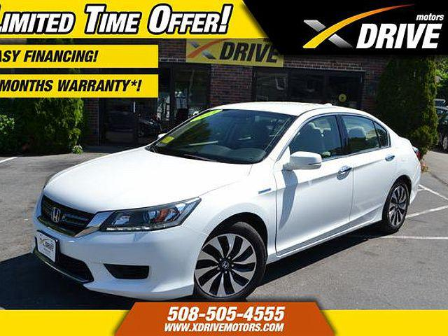2014 Honda Accord Sedan 4dr Sdn for sale in West Bridgewater, MA