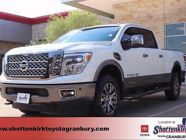 2018 Nissan Titan XD Platinum Reserve for sale in Granbury, TX