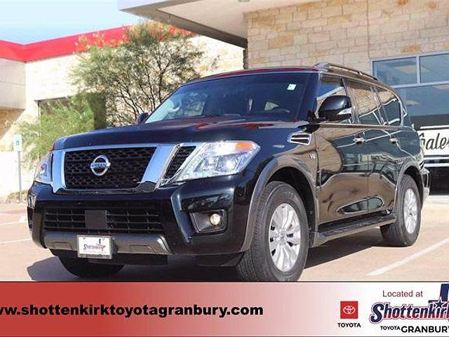 2019 Nissan Armada SV for sale in Granbury, TX