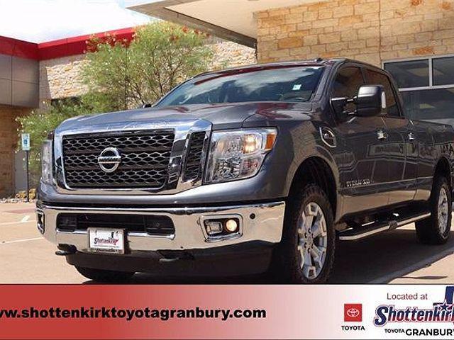 2017 Nissan Titan XD SV for sale in Granbury, TX