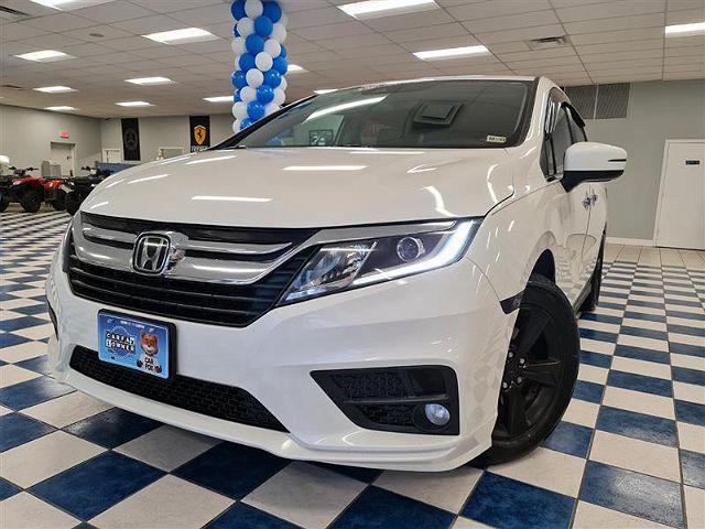 2018 Honda Odyssey EX-L for sale in Manassas, VA