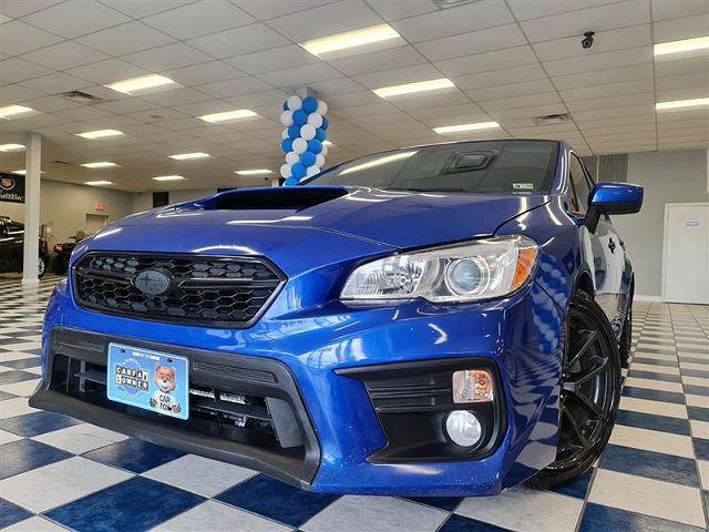 2018 Subaru WRX Premium for sale in Manassas, VA
