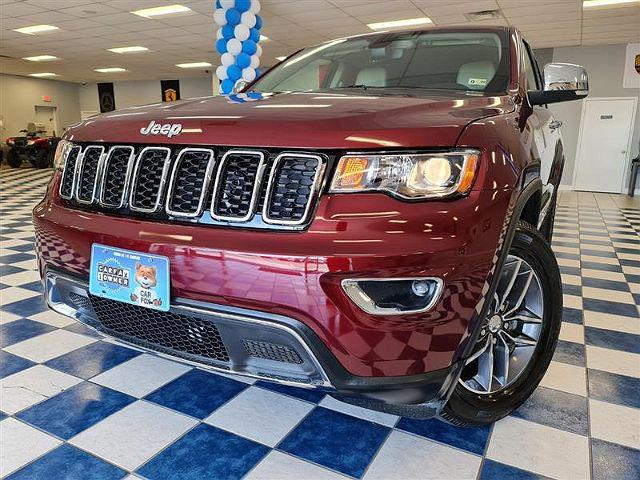 2018 Jeep Grand Cherokee Limited for sale in Manassas, VA