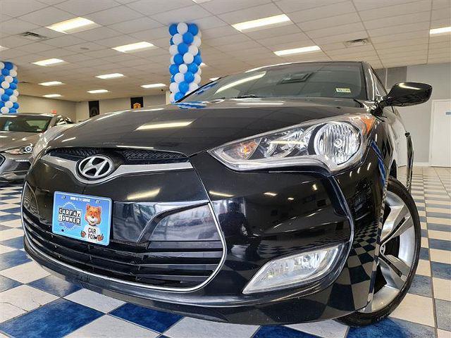 2016 Hyundai Veloster 3dr Cpe Auto for sale in Manassas, VA