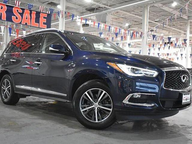 2019 INFINITI QX60 LUXE for sale in Temple Hills, MD