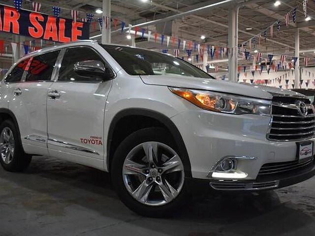 2014 Toyota Highlander Limited for sale in Temple Hills, MD