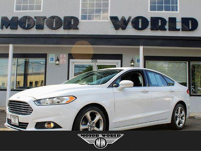 2016 Ford Fusion SE for sale in Frederick, MD