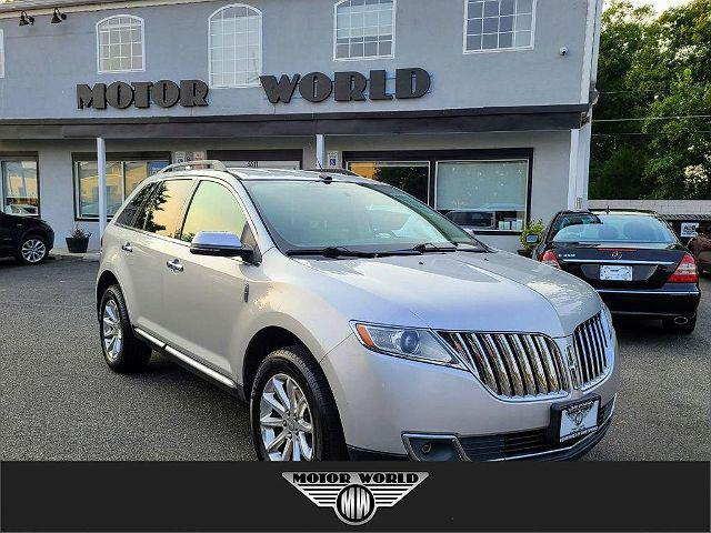 2014 Lincoln MKX FWD 4dr for sale in Frederick, MD