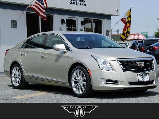 2016 Cadillac XTS Luxury Collection for sale in Frederick, MD