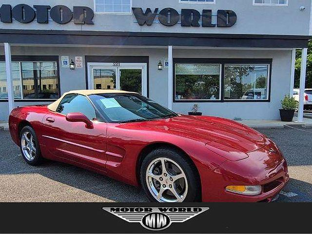 2004 Chevrolet Corvette 2dr Convertible for sale in Frederick, MD