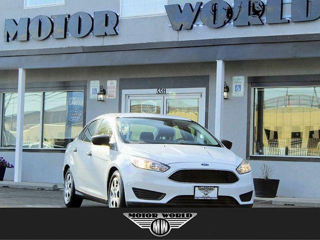 2016 Ford Focus S for sale in Frederick, MD