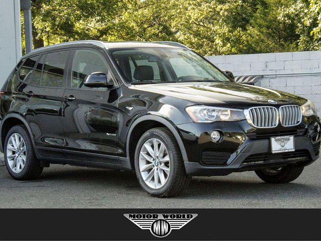 2016 BMW X3 xDrive28i for sale in Frederick, MD