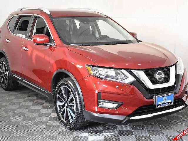 2019 Nissan Rogue SL for sale in Charlotte, NC