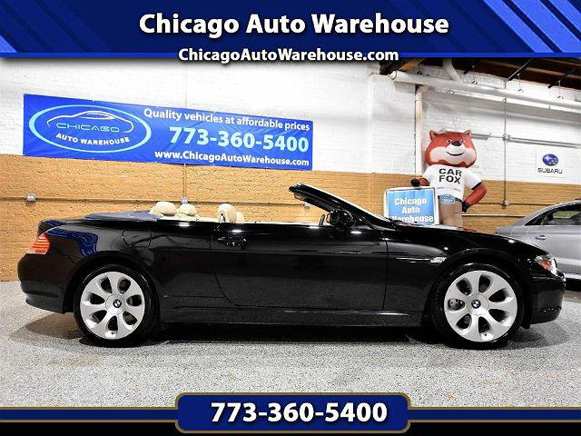 2007 BMW 6 Series 650i for sale in Chicago, IL