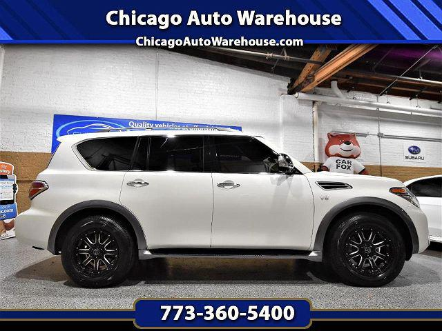 2017 Nissan Armada for sale near Chicago, IL
