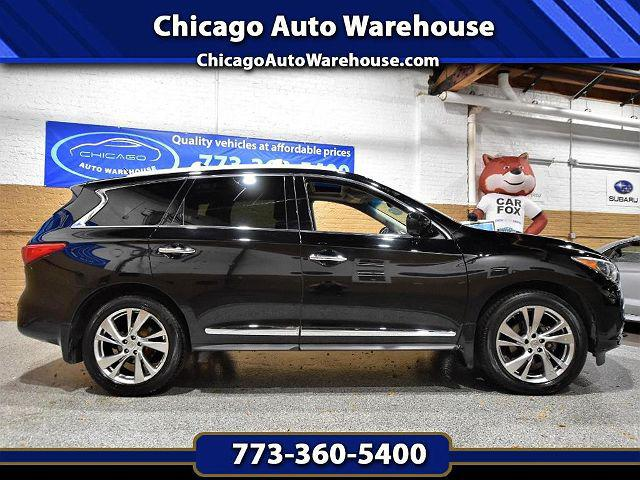 2013 INFINITI JX35 AWD 4dr for sale in Chicago, IL