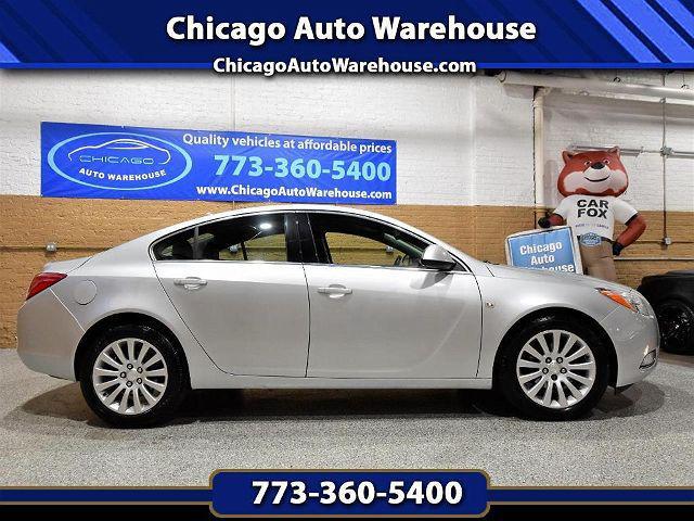 2011 Buick Regal for sale near Chicago, IL