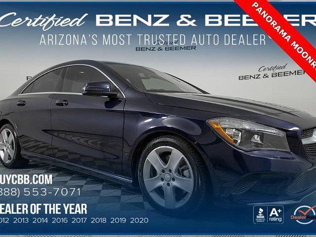2017 Mercedes-Benz CLA CLA 250 for sale in Scottsdale, AZ