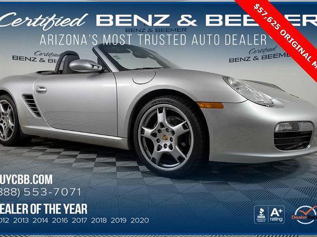 2008 Porsche Boxster Unknown for sale in Scottsdale, AZ