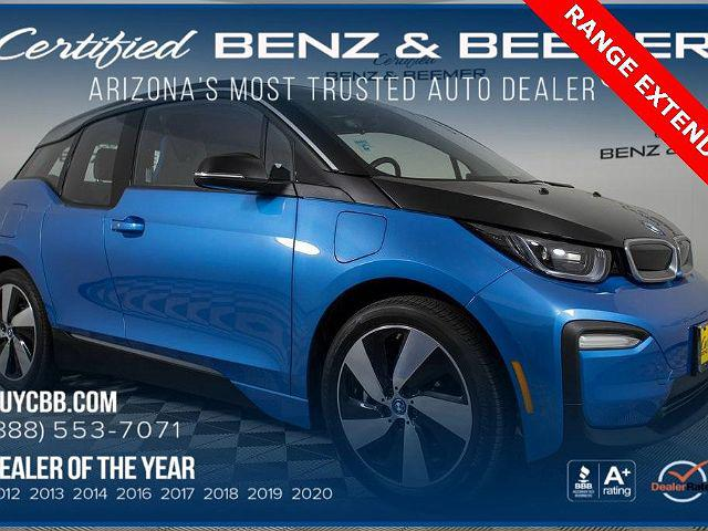 2018 BMW i3 94 Ah w/Range Extender for sale in Scottsdale, AZ