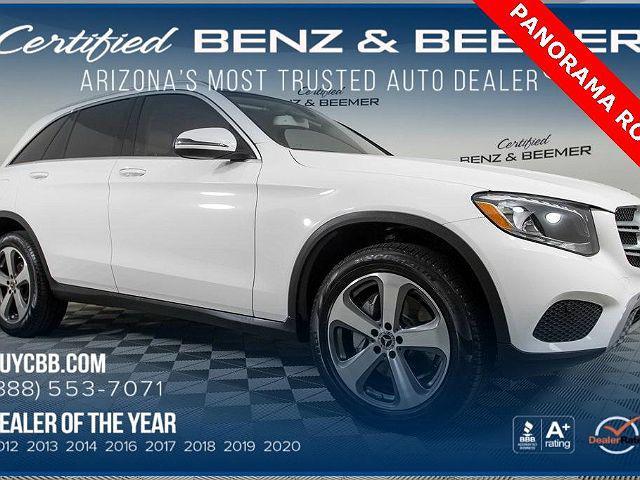 2018 Mercedes-Benz GLC GLC 300 for sale in Scottsdale, AZ