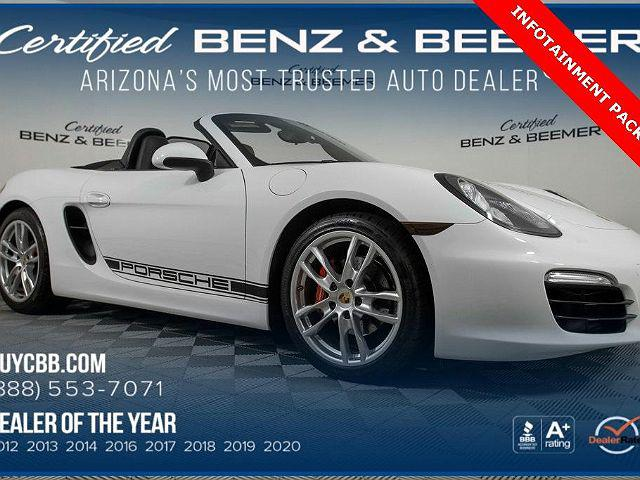 2013 Porsche Boxster 2dr Roadster for sale in Scottsdale, AZ
