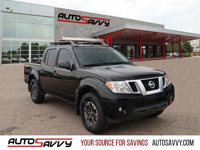 2018 Nissan Frontier PRO-4X for sale in Windsor, CO