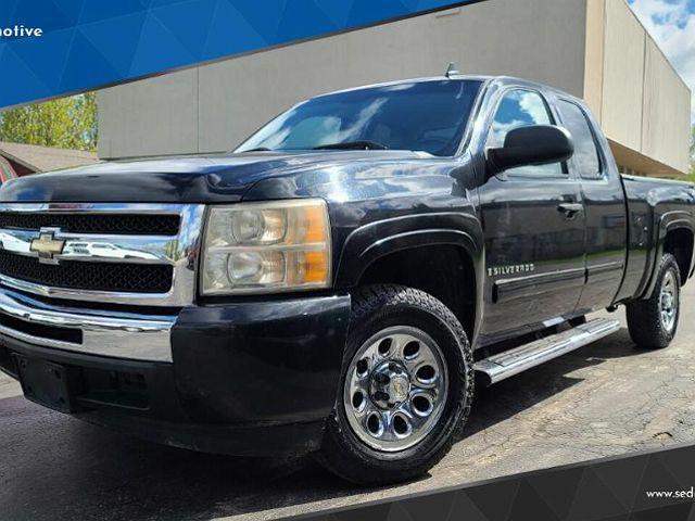 2009 Chevrolet Silverado 1500 Work Truck for sale in Davison, MI