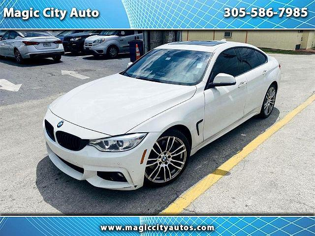 2017 BMW 4 Series 430i for sale in Miami, FL