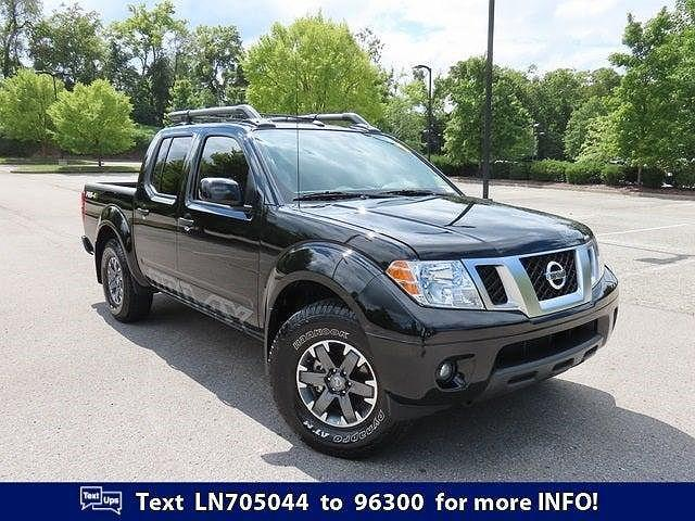 2020 Nissan Frontier PRO-4X for sale in Franklin, TN