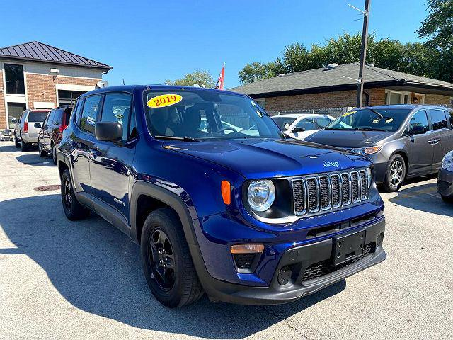 2019 Jeep Renegade Sport for sale in Bridgeview, IL