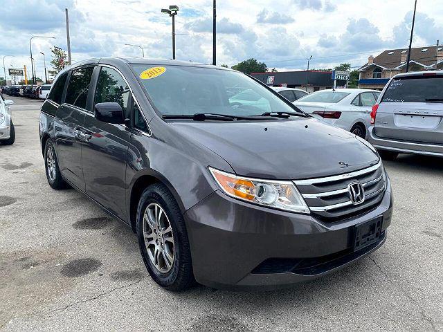 2013 Honda Odyssey EX-L for sale in Bridgeview, IL