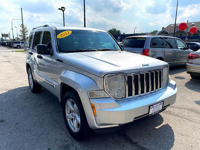 2011 Jeep Liberty Limited for sale in Bridgeview, IL